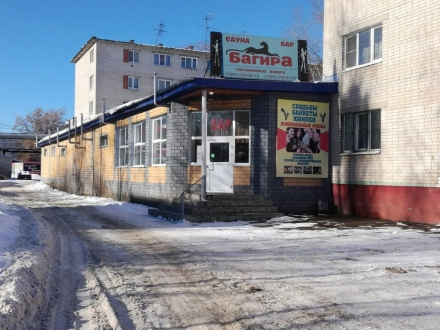 Сауна Багира Нижний Новгород, Мончегорская ул., 11А/1