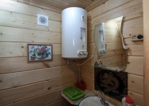 Дом-баня Ягодка Нижний Новгород, в деревне Селищи