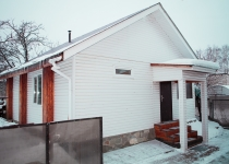 Сауна Country House Береговая ул., 104А, сельский посёлок Новинки фотогалерея