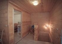 Дом-баня Ягодка в деревне Селищи Нижний Новгород фотогалерея