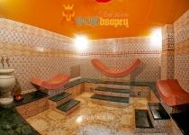 SPA-номер Испания VIP сауна Морской дворец